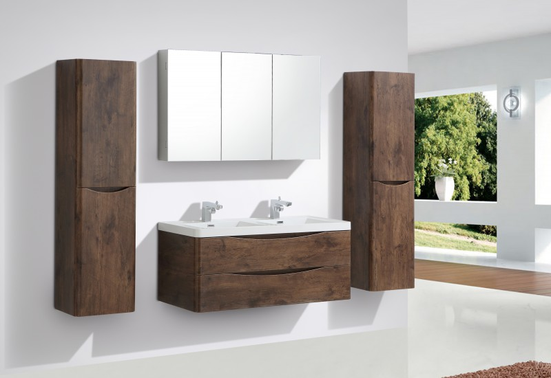 Reason Why You Should Fit a Wall Hung Mirrored Cabinet in Your Bathroom