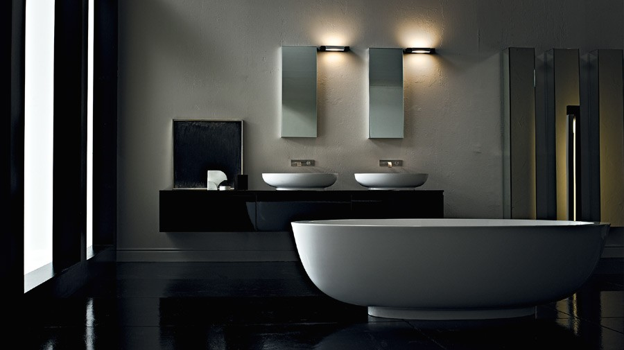 Fit a Modern Lighting System in Your Bathroom and Set The Mood